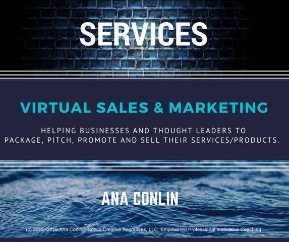 Virtual Sales and Marketing